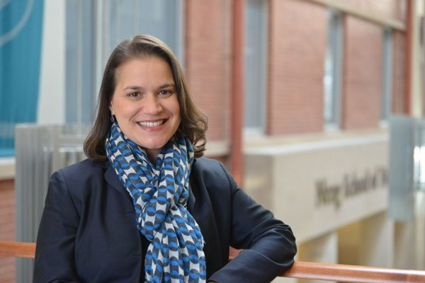 Milagros Castillo-Montoya: assistant professor of higher education and student affairs