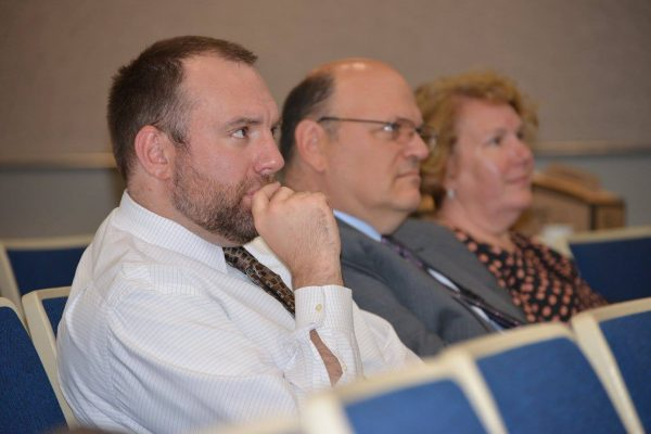 Attendees at recent CEPA event