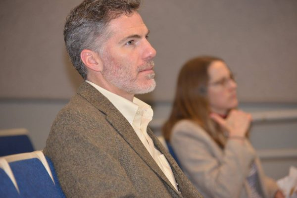 Shaun Dougherty at recent CEPA event