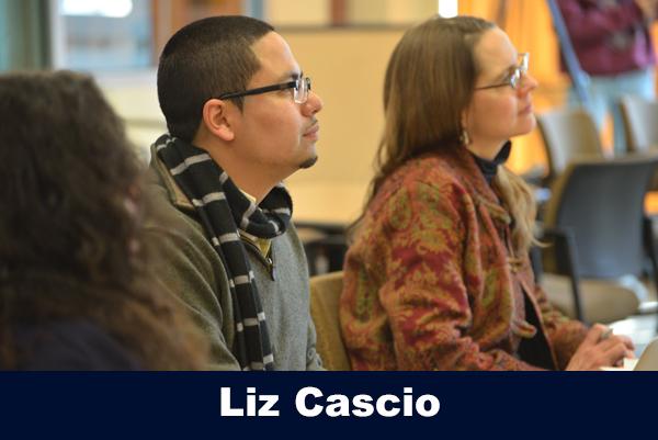 Attendees at Liz Cascio CEPA speaker event