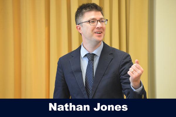 Nathan Jones at CEPA speaker event