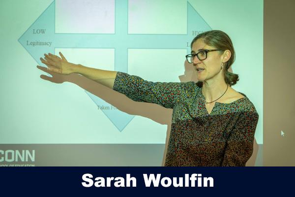 Dr. Sarah Woulfin
